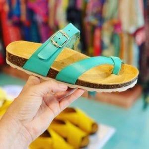 Romina sandal Mint