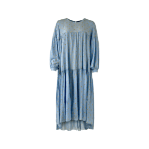 LEX-oversize dress pastel blue