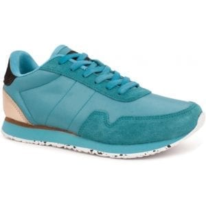 Nora ll Sneakers Teal