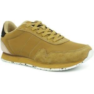 Nora ll Sneakers Ecru olive