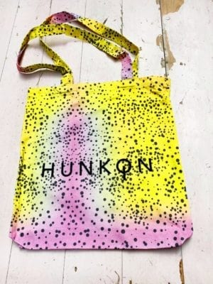Hunkøn Dot Bag