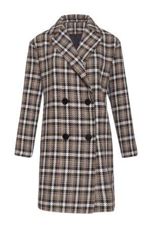 Coat Boyfriend Checks