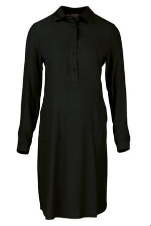 Dress Polo black