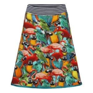 Ella Skirt Bird world