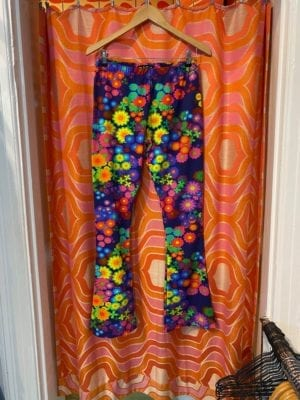 Luna pants Flower power PREORDER