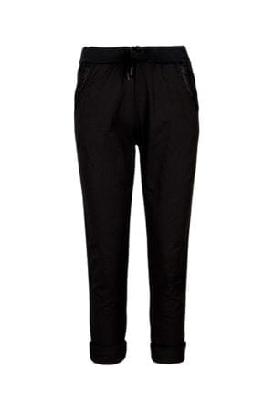 Relax pants Black