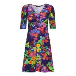 Bibbi Dress Flower Power
