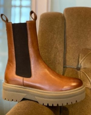 Going Boots Cognac