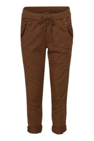 Relax pants Wood