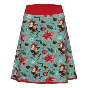 Ella Skirt Vintage Christmas