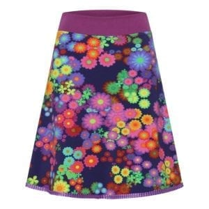 Ella Skirt Flower power