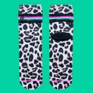 XP leopard socks