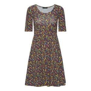 Betty Dress Multi dot