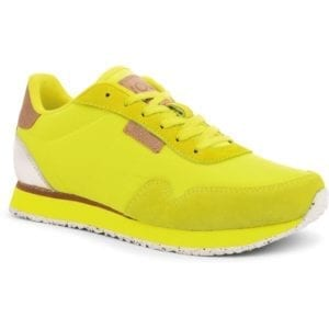 Nora ll Sneakers Neon Yellow