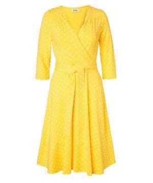 Celia dot Yellow