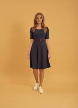 Briana dress Navy