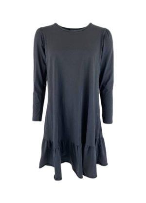 Sanja Jersey dress black