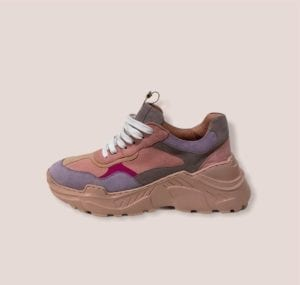 Candy Sneakers rose/lavender
