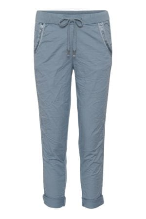 Relax pants Dusty blue