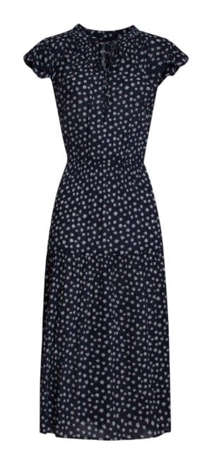Beate Dress Navy