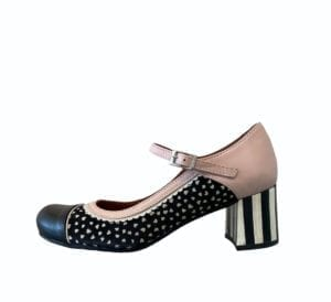 Adriana Shoes rose/heart Combi