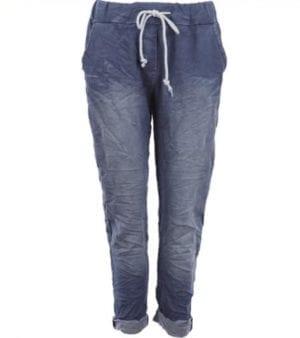 Soft jeans pants