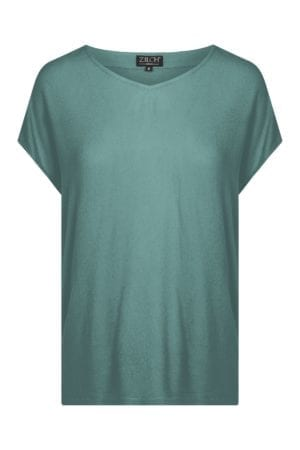 Top V-neck Porcelain