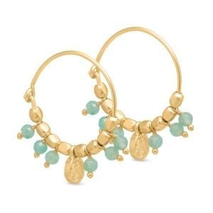 Creol earring gold Mint