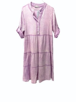 Sally dress Cotton Lavender