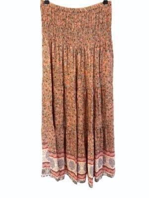 Boho skirt Onesize Rosa