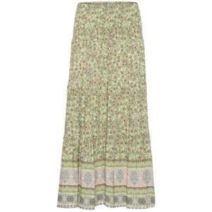 Boho skirt Onesize mint