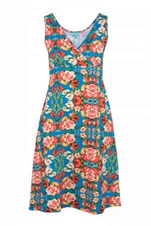 Dress singlet Blue Rose 2160