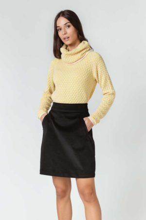 Skirt Basa Black
