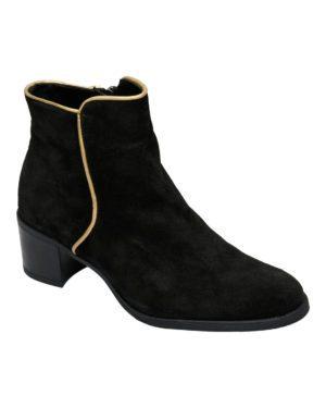 Iris Boots Suede Black