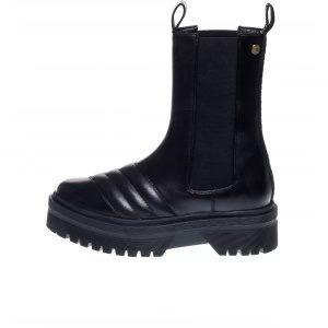 Watch Me Boots Black