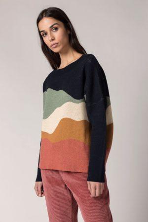 Sweater Karle Navy
