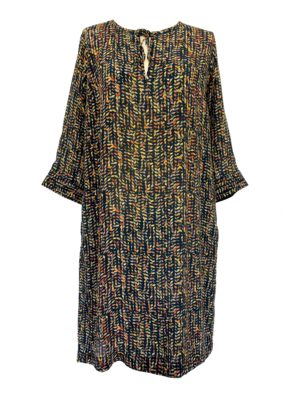 Carla dress silk Fusion