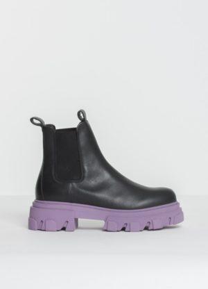"Bukela Asta Boots Black/Lilac ""PREORDER"""
