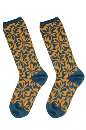 Bamboo socks Wiggle Gold