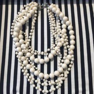 Necklace Big Ivory