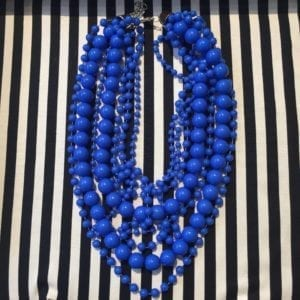 Necklace Big Blue