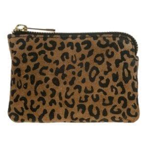 Purse leopard 12860