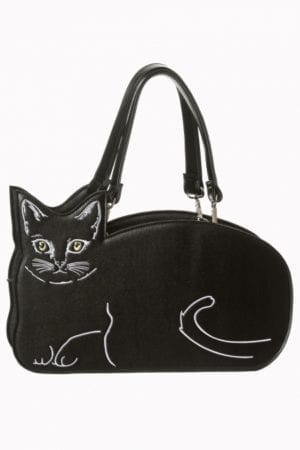 Kitty kat bag Black