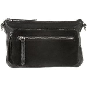 Small Cross over bag/clutch black
