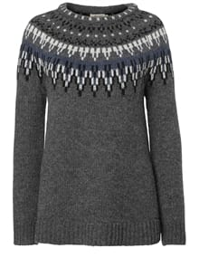 Jumperfabriken Veda sweater Grey
