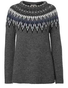 Jumperfabriken Veda sweater Grey