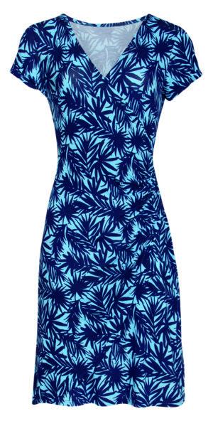 Dress Wrap palmtrees