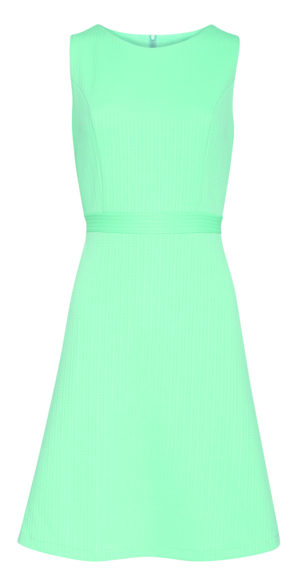 Dress Simple retro mint