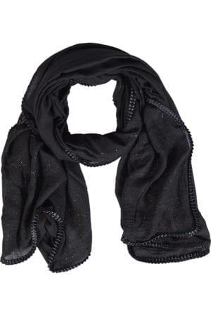 Tørklæde Black Disco