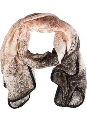 Tørklæde Fragile Quartz